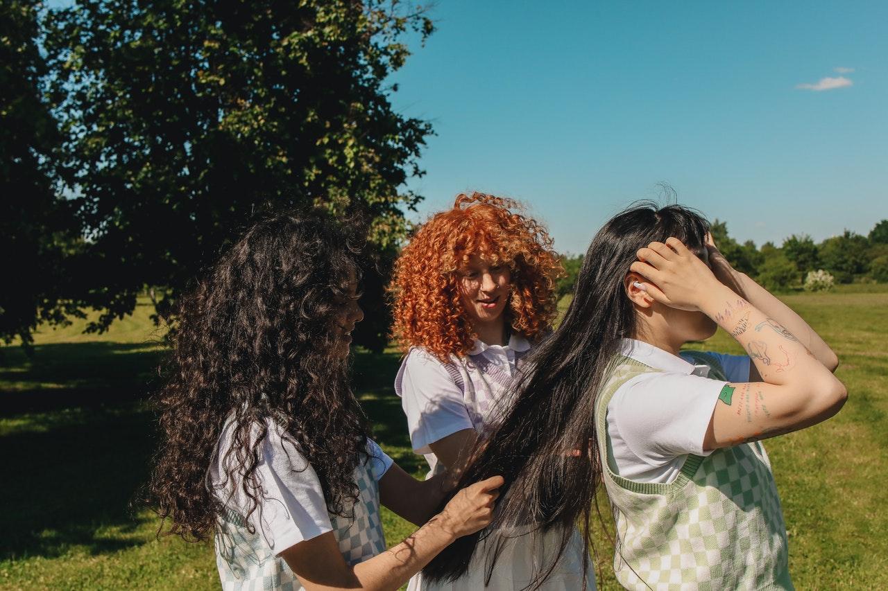 come riciclare i capelli